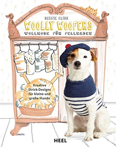 Woolly Woofers: Wollmode für Fellnasen