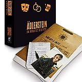 iDventure Detective Stories. Fall 1: Das Feuer in Adlerstein. Tatort Detektivspiel, Krimispiel, Escape Room Spiel für zu Hause