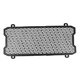 Protezione della copertura della griglia del radiatore del motociclo per KA-WASAKI Z650 2017-2019(Nero)