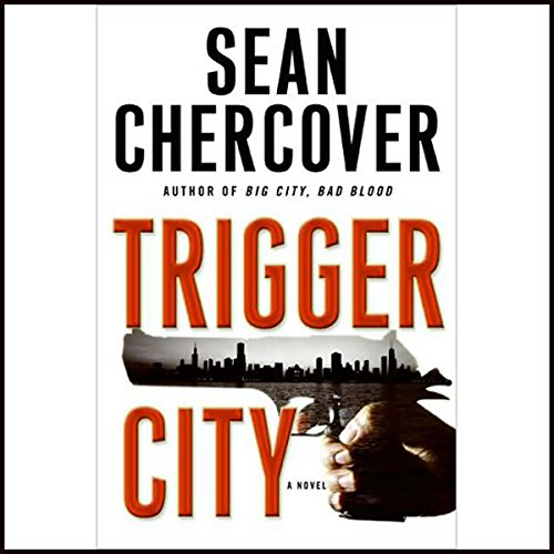 Trigger City audiobook cover art
