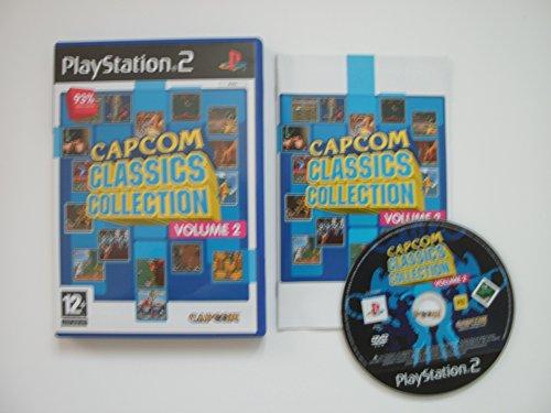 Capcom Classics Collection vol.2, PS2 - Juego (PS2)