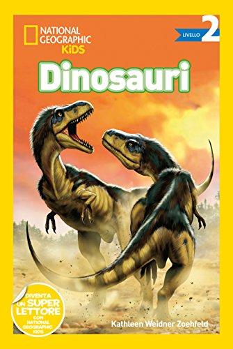 Dinosauri. Livello 2. Ediz. a colori