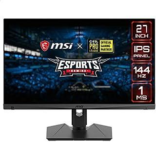 """MSI OPTIX MAG274R 27"""" 144Hz Full HD 1ms HDR FreeSync USB-C IPS Gaming Monitor"""