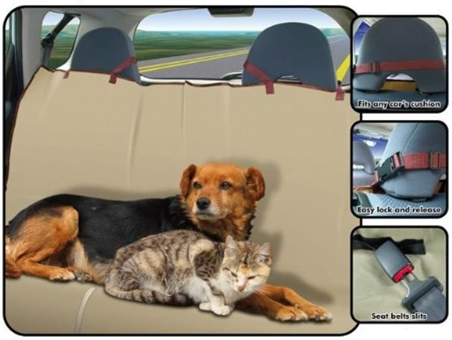 FinePet Products Pet Seat Cover by FINEPET