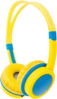 TOYANDONA Barn hörlurar över öran/på örat HD ljuddelningsfunktion hörlurar för barn pojkar flickor smartphone MP3-spelare...