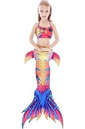3aec4e9d51d2 Amazon.es: colas de sirena - Dorado