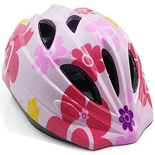 YRINA 子供用 ヘルメット 自転車 キッズ プロテクター セット or 単品 軽量 サイズ調整可 男の子 女の子 サイクリング