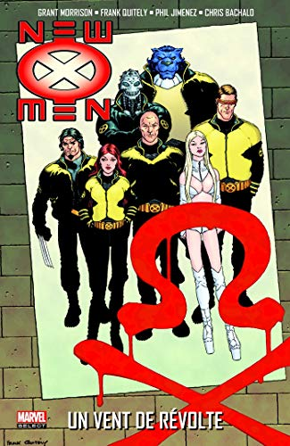 New X-men T03