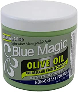 Best blue magic olive oil Reviews