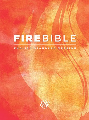 Compare Textbook Prices for Fire Bible: English Standard Version Genuine Leather Black ed. Edition ISBN 9781619704855 by Stamps, Donald,Adams, J Wesley