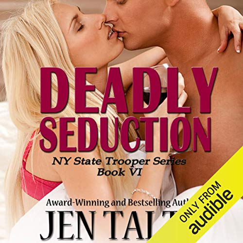 Deadly Seduction audiobook cover art