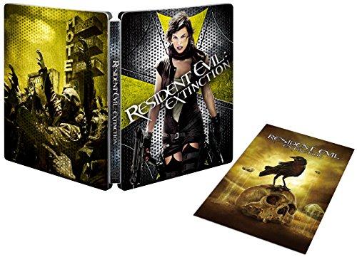 バイオハザードIII スチールブック仕様(数量限定生産) [Blu-ray]