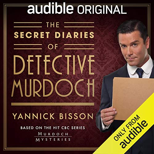 The Secret Diaries of Detective Murdoch cover art