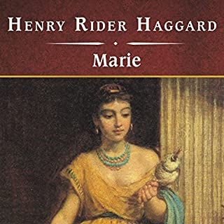 Marie audiobook cover art