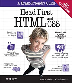 Head First HTML and CSS  A Learner s Guide to Creating Standards-Based Web Pages