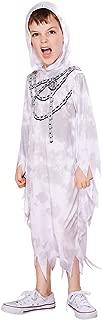 Kids 3D Skeleton Skull Halloween Bodysuit Costume Onesie Stretch Funny Jumpsuit for 3-10 Years Olds