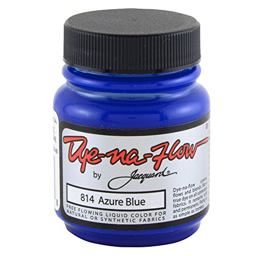 Jacquard Dye-Na-Flow 2.25 OZ Azure Blue