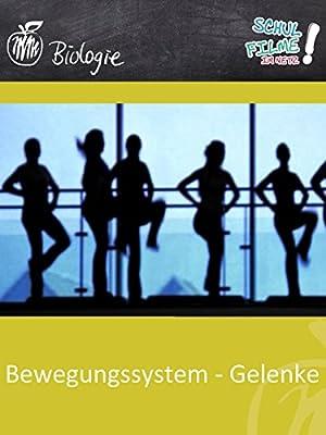Bewegungssystem - Gelenke - Schulfilm Biologie