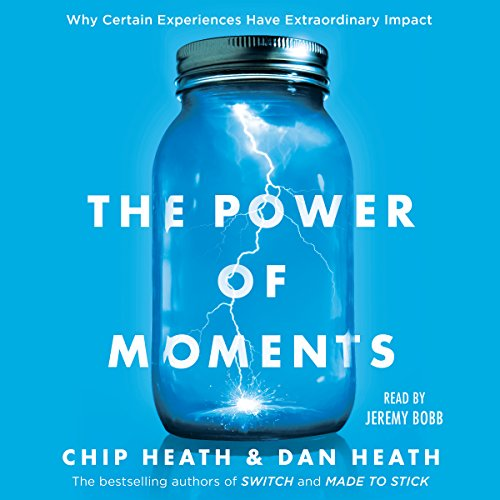 Couverture de The Power of Moments