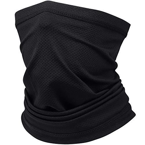 HASAGEI Schlauchschal Herren Damen Multifunktionstuch Bandana UV-Schutz Sport Maske Laufen Schal Halstuch Kopftuch Loop Schal für Laufen Fahrrad Radfahren Klettern Motorradfahren Outdoor