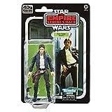 Star Wars-40 Aniversario Figura Han Solo (Hasbro E80815X0)