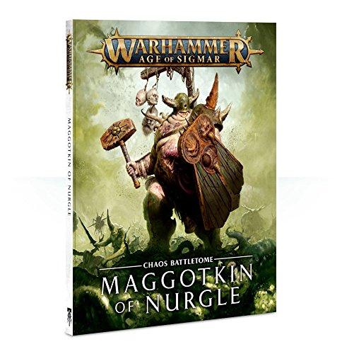 Chaos Battletome: Maggotking of Nurgle (Deutsch) Games Workshop Warhammer Age of Sigmar Codex