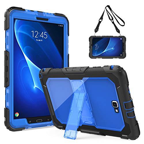 TiMOVO Schutzhülle Kompatibel mit Galaxy Tab A 10.1