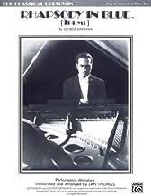 Rhapsody in Blue (Theme) - Easy Piano
