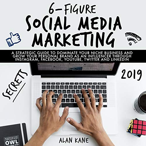 6-Figure Social Media Marketing Secrets 2019 Titelbild