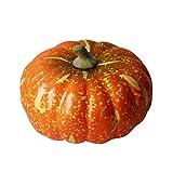 YGbuy SimulacióN De Calabaza Artificial De Halloween Accesorios Falsos Realistas DecoracióN del...