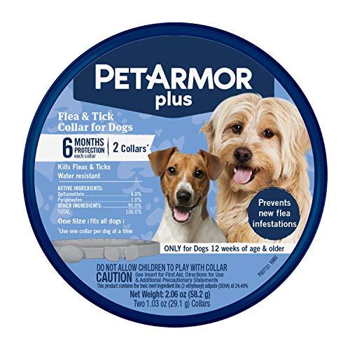 PetArmor Plus Flea & Tick Collar