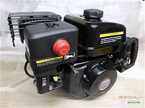 Motor Benzinmotor Antriebsmotor Loncin Shenzen passend Schneefräse 6,5 PS