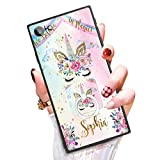 Someseed iPhone 7 Case iPhone 8 Case with Kickstand Cute Unicorn Design for Ring Holder Case Bumper Matte TPU + PC Rubber Silicone Cover Phone Case for iPhone 7/8 4.7'