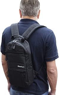 iGuerburn Oxygen Tank Backpack Portable Oxygen Cylinder Carrying Carrier Bag Medical O2 Tank Holder for Size M2, A/M4, ML6, B/M6, M7, C/M9 (Do not fit