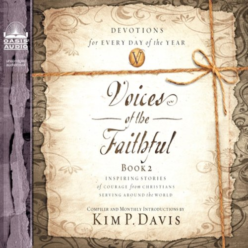 Voices of the Faithful - Book 2 audiobook cover art