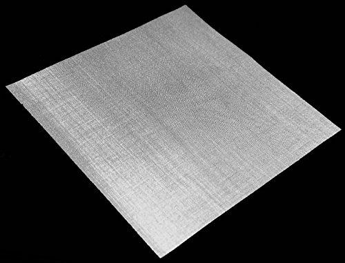 Inoxia Ltd - Grillage Métallique En Acier Inoxyable 316L, 200 Maille, Ouverture De 77 micron, Taille: 30cmx30cm