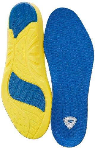 Sofsole Men's Athlete M Insole, Blue, 9-10 UK