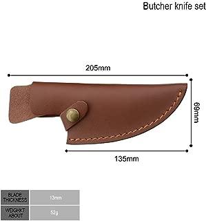 Cuchillo de cocina forjado 5.5 pulgadas de piel de deshuesar