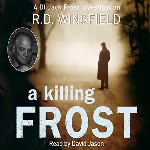 A Killing Frost cover art