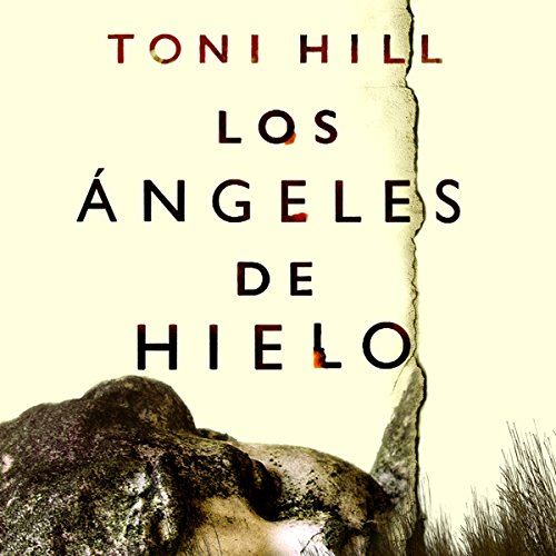 Los ángeles de hielo [Ice Angels] audiobook cover art