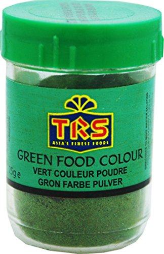 TRS Green Food Colour 25g barwnik spożywczy zielony