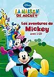 Les aventures de Mickey + CD