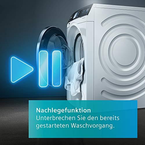 Bild 5: Siemens WM14G400 iQ500