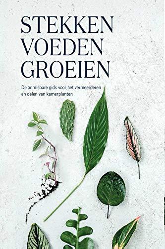 Stekken, voeden, groeien: De onmisbare gids voor het vermeerderen en delen van kamerplanten