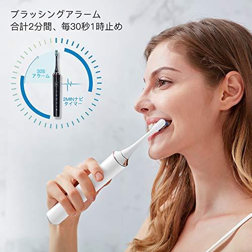 Proscenic『電動歯ブラシ(H600)』
