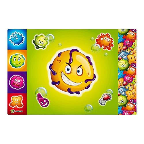 Jolly Immunis - Vade de escritorio infantil, 60 x 40 cm