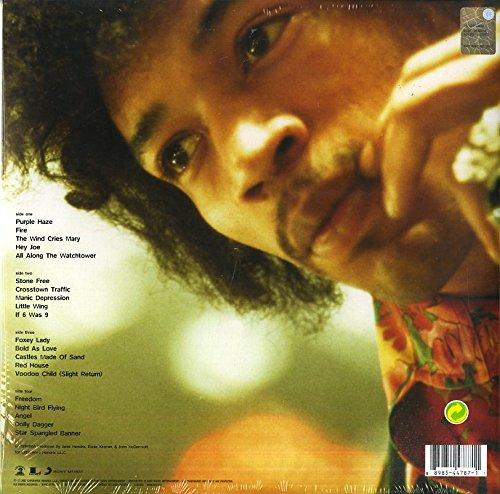 Experience Hendrix: The Best Of Jimi Hendrix [VINYL]