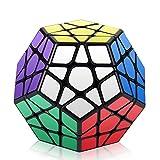 Megaminx Cube, Roxenda 3x3x3 Pentagonal Speed Cube Dodecahedron Magic Cube Puzzle Toy