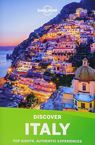 Price comparison product image Lonely Planet Discover Italy (Travel Guide)