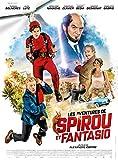 CINEMA / Les Aventures De Spirou Et Fantasio - 2018 - Alex Lutz, Ramzy Bedia - 40x60cm - Affiche Originale